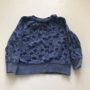 Mickey Mouse sweater size 18-24m